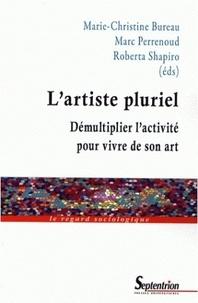 Marie-Christine Bureau et Marc Perrenoud - L'artiste pluriel - Démultiplier l'activité pour vivre de son art.