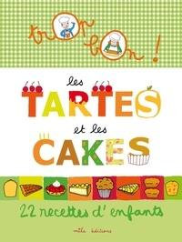 Marie-Christine Clément - Les tartes et les cakes - 22 recettes d'enfants.