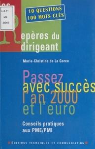 Marie-Christine de La Gorce - .