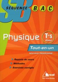 Marie-Christine de La Souchère - Physique Tle S - Enseignement obligatoire.