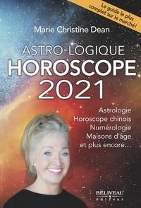 Marie Christine Dean - Astro-Logique Horoscope 2021.