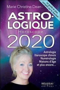 Astro-logique- Horoscope - Marie Christine Dean |