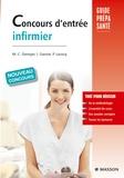 Marie-Christine Denoyer et Jacqueline Gassier - Concours d'entrée infirmier.