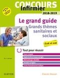 Marie-Christine Denoyer - Concours Infirmier Grands thèmes sanitaires et sociaux.