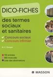 Marie-Christine Denoyer - Dico-fiches des termes sociaux et sanitaires.