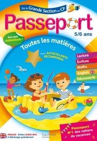 Marie-Christine Exbrayat et Guy Blandino - Passeport de la Grande Section au CP.