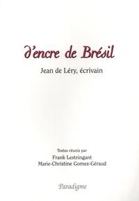 Marie-Christine Gomez-Géraud et Frank Lestringant - .