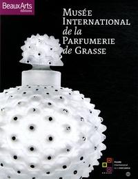 Marie-Christine Grasse et Jean-Christophe Claude - Musée international de la parfumerie de Grasse.