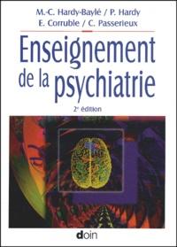 Marie-Christine Hardy-Baylé et Patrick Hardy - Enseignement de la psychiatrie.