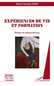 Marie-Christine Josso - Expériences de vie et formation.