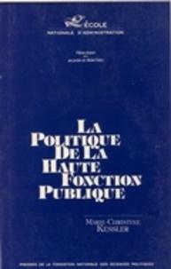 Histoiresdenlire.be L'école nationale d'administration - Tome 1, histoire : la politique de la haute fonction publique Image