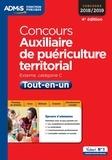 Marie-Christine Lefort et Pierre-Brice Lebrun - Concours Auxiliaire de puériculture territorial - Tout-en-un.