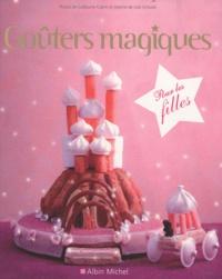 Marie-Christine Mahon de Monaghan - Goûters magiques pour les filles.