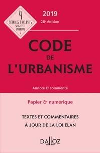 Code de lurbanisme annoté & commenté.pdf