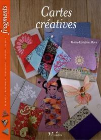 Marie-Christine Mora - Cartes créatives.