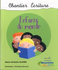 Marie-Christine Olivier - Enfants du monde.