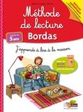 Marie-Christine Olivier - Méthode de lecture Bordas, à partir de 5ans - J'apprends à lire à la maison.