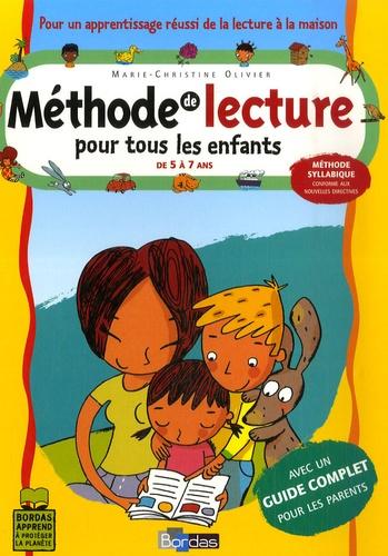 Marie-Christine Olivier - Pack 2 volumes : méthode de lecture ; activités de lecture. 1 Jeu