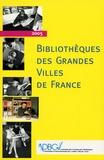 Marie-Christine Pascal - Bibliothèques des grandes villes de France.