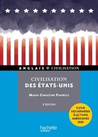 Marie-Christine Pauwells - Civilisation des Etats-Unis.