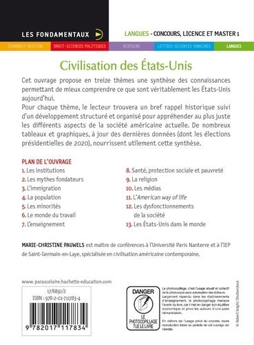 Civilisation des Etats-Unis 9e édition