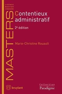 Deedr.fr Contentieux administratif Image