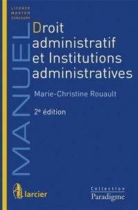 Histoiresdenlire.be Droit administratif et Institutions administratives Image
