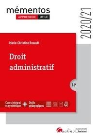 Marie-Christine Rouault - Droit administratif.