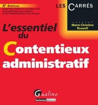 Blackclover.fr L'essentiel du contentieux administratif Image