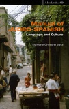 Marie-Christine Varol - Manual of judeo-spanish Language and Culture - Livre + CD. 1 CD audio