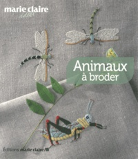 Marie Claire - Animaux à broder.