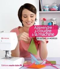 Marie Claire - Apprendre à coudre à la machine.