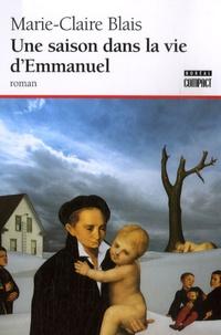 Marie-Claire Blais - Une saison dans la vie d'Emmanuel.