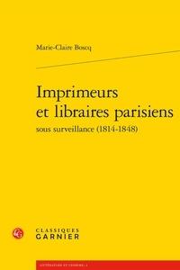 Imprimeurs et libraires parisiens sous surveillance (1814-1848).pdf