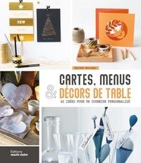 Marie Claire - Cartes, menus & décors de table.