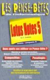 Marie-Claire Dorémus - Lotus Notes 5.