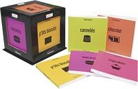 Marie-Claire Frédéric et Julie Schwob - Eat-cube - Coffret 5 volumes : Le chocolat dans tous ses états ; des macarons pour tous les goûts ; des cupcakes, comme si il en pleuvait ; tous les secrets des cannelés ; des p'tits biscuits à croquer sans compter.