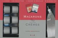 Marie-Claire Frédéric et Elie Lebaillif - Macarons & petites crèmes.