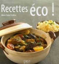 Marie-Claire Frédéric - Recettes éco !.