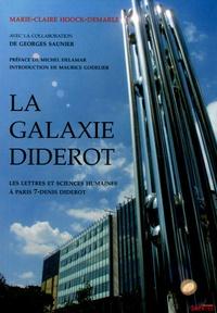 Marie-Claire Hoock-Demarle - La Galaxie Diderot - Les lettres et sciences humaines à Paris 7-Denis Diderot.