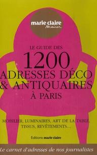 Galabria.be Le guide des 1200 adresses déco et antiquaires à Paris Image