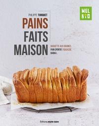 Marie Claire - Mes pains faits maison.