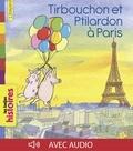 Marie-Claire Rassemusse - Tirbouchon et Ptilardon à Paris.