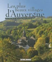 Marie-Claire Ricard - Les plus beaux villages d'Auvergne.