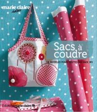 Marie Claire - Sacs à coudre - 50 modèles pour toutes les saisons.