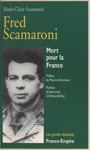 Marie-Claire Scamaroni et Philippe de Gaulle - Fred Scamaroni - Mort pour la france.