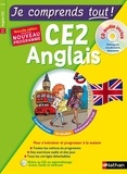 Marie-Claire Sole - Anglais CE2. 1 CD audio