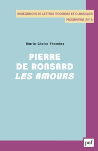 Pierre de Ronsard - Les amours.pdf
