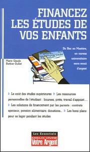Marie-Claude Barbier-Duflot - Financez les études de vos enfants.