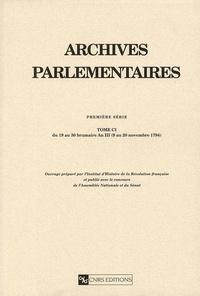 Archives parlementaires de 1787 à 1860 - Tome 101, Du 19 au 30 brumaire An III (9 au 20 novembre 1794).pdf